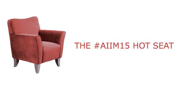 AIIM15-Hot-Seat