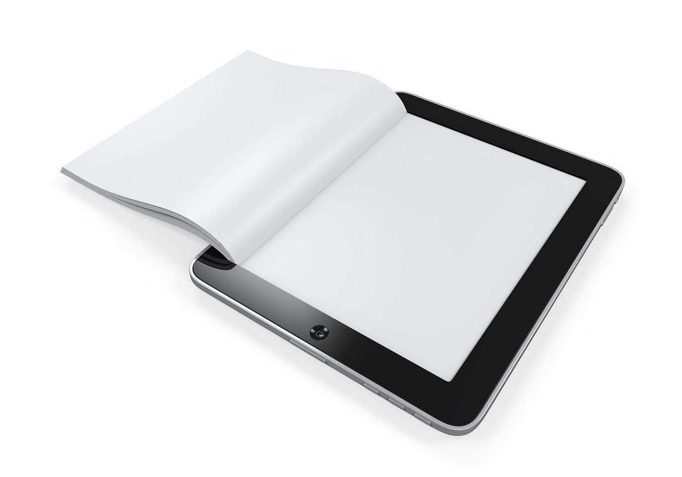 bigstock-Book-from-Tablet-Computer-60297935