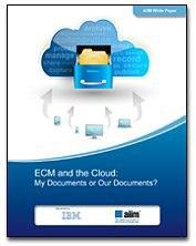 ECM and the Cloud