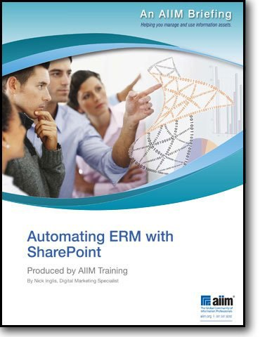 Automating ERM with SharePoint