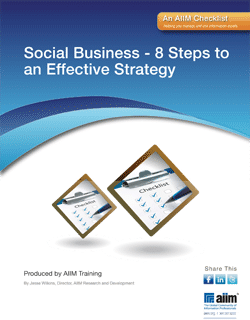 8 Steps to an Effective Social Business Strategy