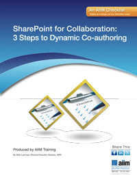 SharePoint for Collaboration: 3 Steps to Dynamic Co-Authoring