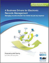 4 Business Drivers for ERM