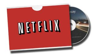 DVD from Netflix
