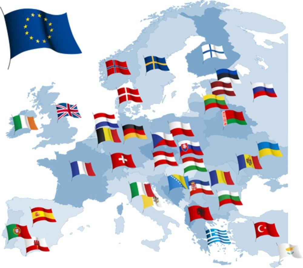 bigstock-European-country-flags-and-map-22592804.jpg