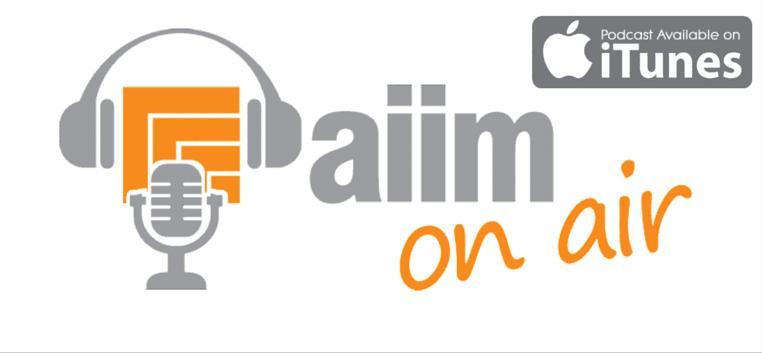 AIIM On Air - on iTunes