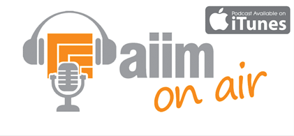 AIIM On Air - on iTunes
