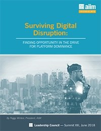 Finding opportunity in the drive for platform dominance