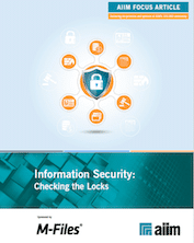 Information Security - Checking the Locks