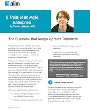 5 Traits of an Agile Enterprises