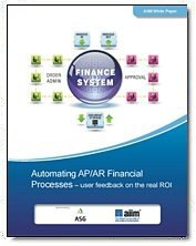 Automating Accounts Payable/Accounts Receivable Financial Processes