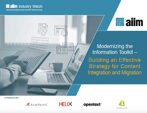 Building an Effective Strategy for Content Integration and Migration Cover Image