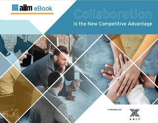 Collaboration is the New Competitive Advantage Cover