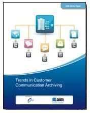 Trends in Customer Communication Archiving