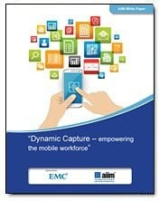 Dynamic Capture – empowering the mobile workforce