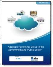 Adoption Factors for Cloud in the Government and Public Sector