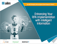 Enhancing Your RPA Implementation with Intelligent Information Small