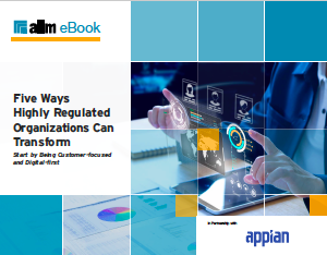 Five-Ways-Highly-Regulated-Businesses-Can-Transform-Appian-eBook-Cover