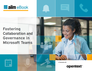 A Free eBook to Help You Foster Collaboration and Governance in Microsoft Teams