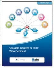 Valuable Content or ROT: Who Decides?
