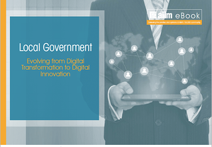 Local Government - Evolving from Digital Transformation to Digital Innovation Cover