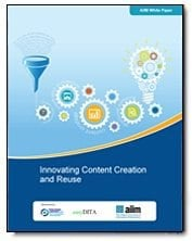 Innovating Content Creation and Reuse