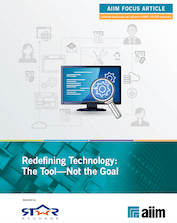 Redefining Technology: The Tool—Not the Goal