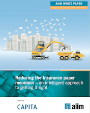 Reducing the Insurance Paper Mountain