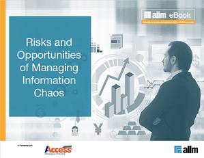 Risks and Opportunities of Managing Information Chaos Cover