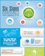6 Signs It's Time to Move On From Legacy ECM