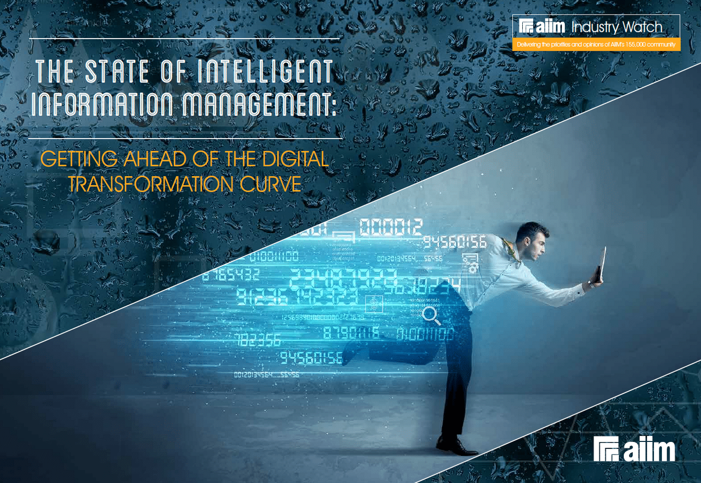 The State of Intelligent Information Management Getting Ahead of the Digital Transformation Curve