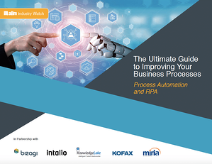 The Ultimate Guide to Improving Your Business Processes Cover
