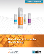 The Value of Collaborative Manufacturing