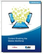 Content Enabling the Mobile Workforce
