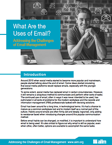 What Are the Uses of Email Cover