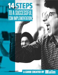 14-Steps-to-a-Successful-ECM-Implementation