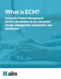 What is ECM? PDF Cover