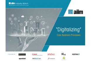 Digitalizing Core Business Process