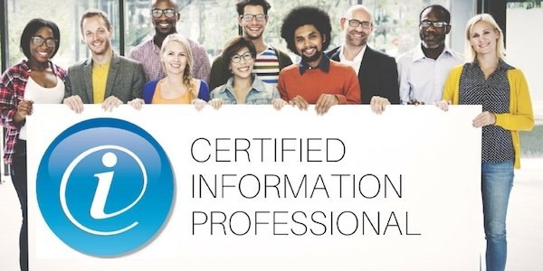 Becoming a Certified Information Professional: A Team Sport