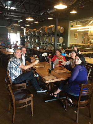 FIIM Class at Dry Dock Brewing Co June 2019