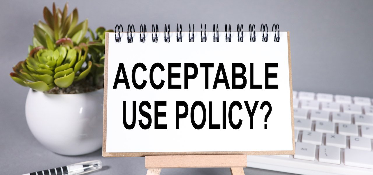 Rethinking Acceptable Use Polices