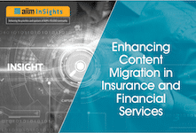 Enhancing Content Migration in Insurance and Financial Services