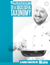 9 Ingredients to a Successful Taxonomy