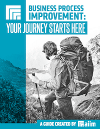 Business Process Improvement: Your Journey Starts Here