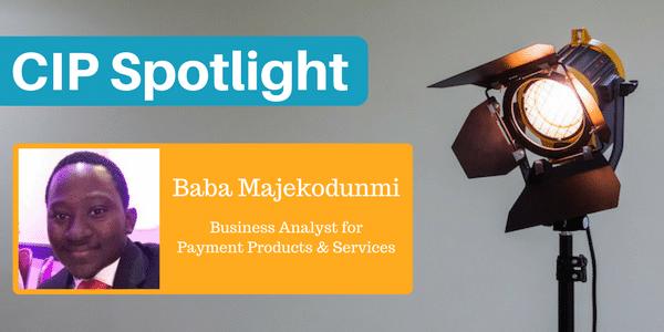 Certified Information Professional Baba Majekodunmi