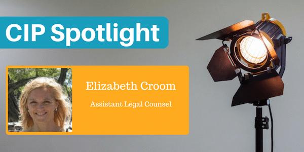 Certified Information Professional Elizabeth Croom